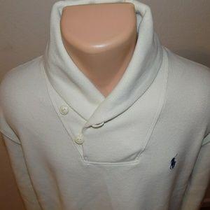 Polo Ralph Lauren cowl neck sweater.  L